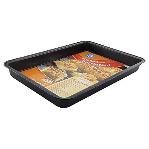 livessa Molde de horno rectangular para hornear pan (1 unidad)