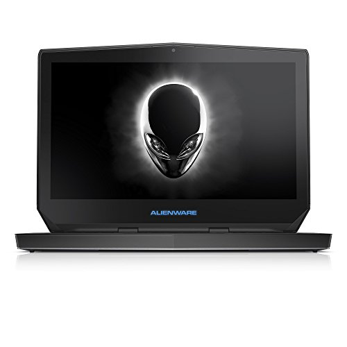 Alienware AW13R2-8344SLV 13-Inch QHD+ Touchscreen Laptop (6th Generation Intel Core i7, 16 GB RAM, 256 GB SSD, NVIDIA GeForce GTX 960M,Windows 10 Home), Silver (Renewed)
