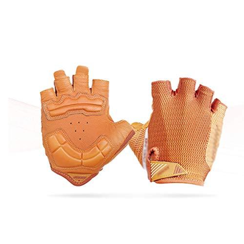 asdf Gym Gloves Spring and Summer Dumbbell Equipment Horizontal Bar Exercise Training Half Finger Non-Slip Wear-Resistant Outdoor Sports