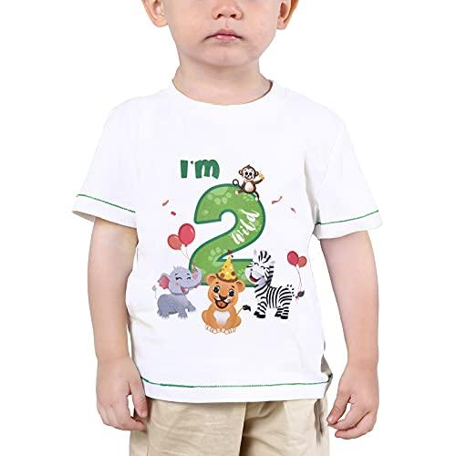 Baby Boy 2nd Birthday T-Shirt - I'm...
