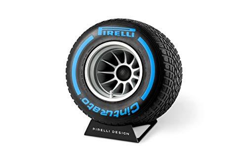 Ixoost Pirelli PZero Sound Speaker Bluetooth, Blu