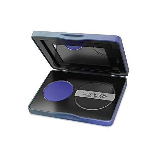 Camaleon Cosmetics, Magic Blush Color Azul, 1 Unidad, 4gram