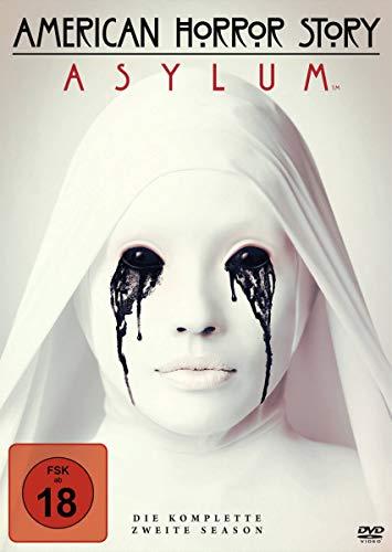 American Horror Story: Asylum (Die komplette zweite Season) [4 DVDs]