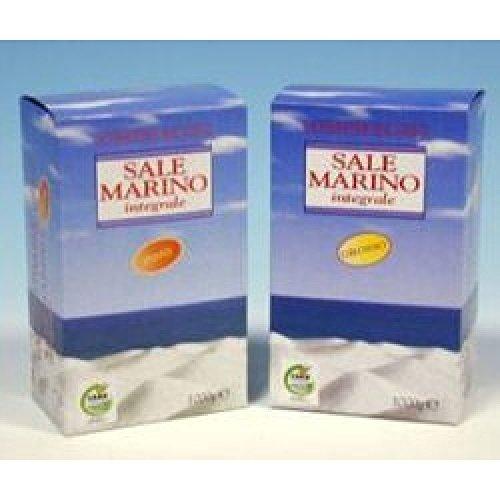 LA FINESTRA SUL CIELO®- SALE MARINO INTEGRALE GROSSO (Sicilia) 1kg
