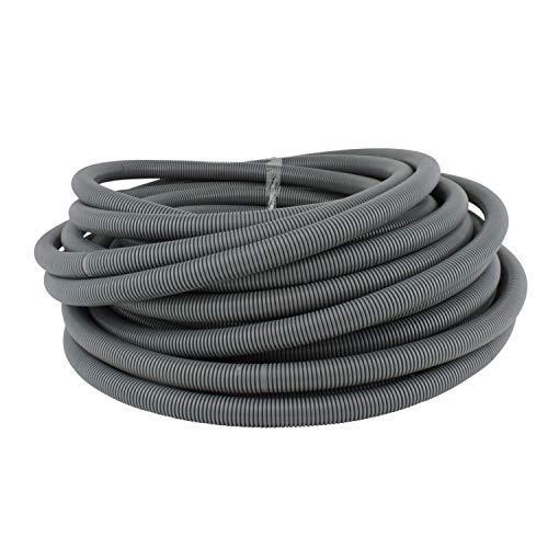 Unitec Flexrohr, Länge: 25 m, Durchmesser: 25 mm, Klassifizierung: 3341, Farbe: KL: 3341, Material: PVC
