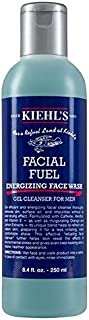 Kiehl's Facial Fuel Energizing Face Wash Gel Cleanser, 8.4 Ounce
