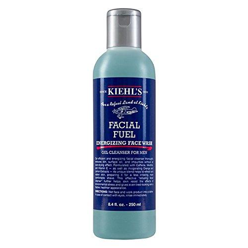 Kiehls Facial Fuel Energizing Face Wash For Men 250ml