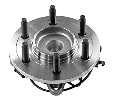 DRIVESTAR 515042 Front Left/Right Wheel Hub & Bearing Assembly for Expedition Navigator/Ford Expedition 2003-06 2WD, 6 Lug w/ABS