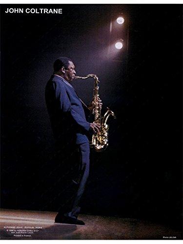 John Coltrane: Poster SM