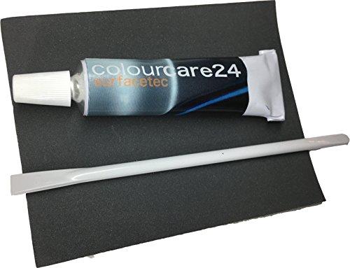 Cuero líquido de tubo de 9 F02 ml, color negro