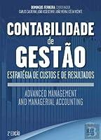 Contabilidade de Gestão (Portuguese Edition)