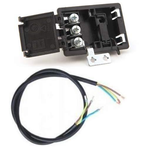 Desconocido Cable y Caja Conexión PA4626 Horno TEKA HSC-635