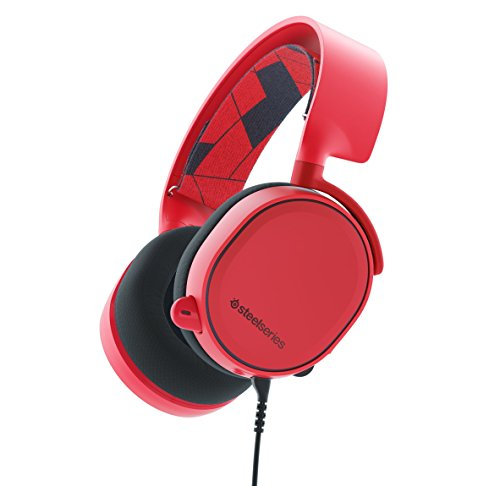 SteelSeries Solar Red