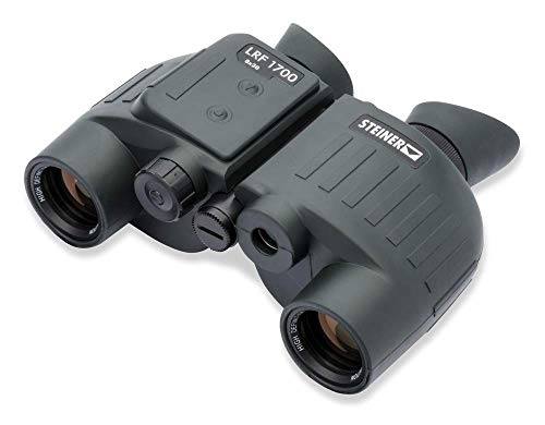 Steiner LRF 1700 Laser Rangefinding Binoculars, Game-Finding Precision Optics for Hunting