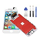 LCD for iPhone 6S Screen Replacement Kit Digitizer Touch Screen Display Assembly with 3D Touch, Repair Tools for 6S 4.7 Inch