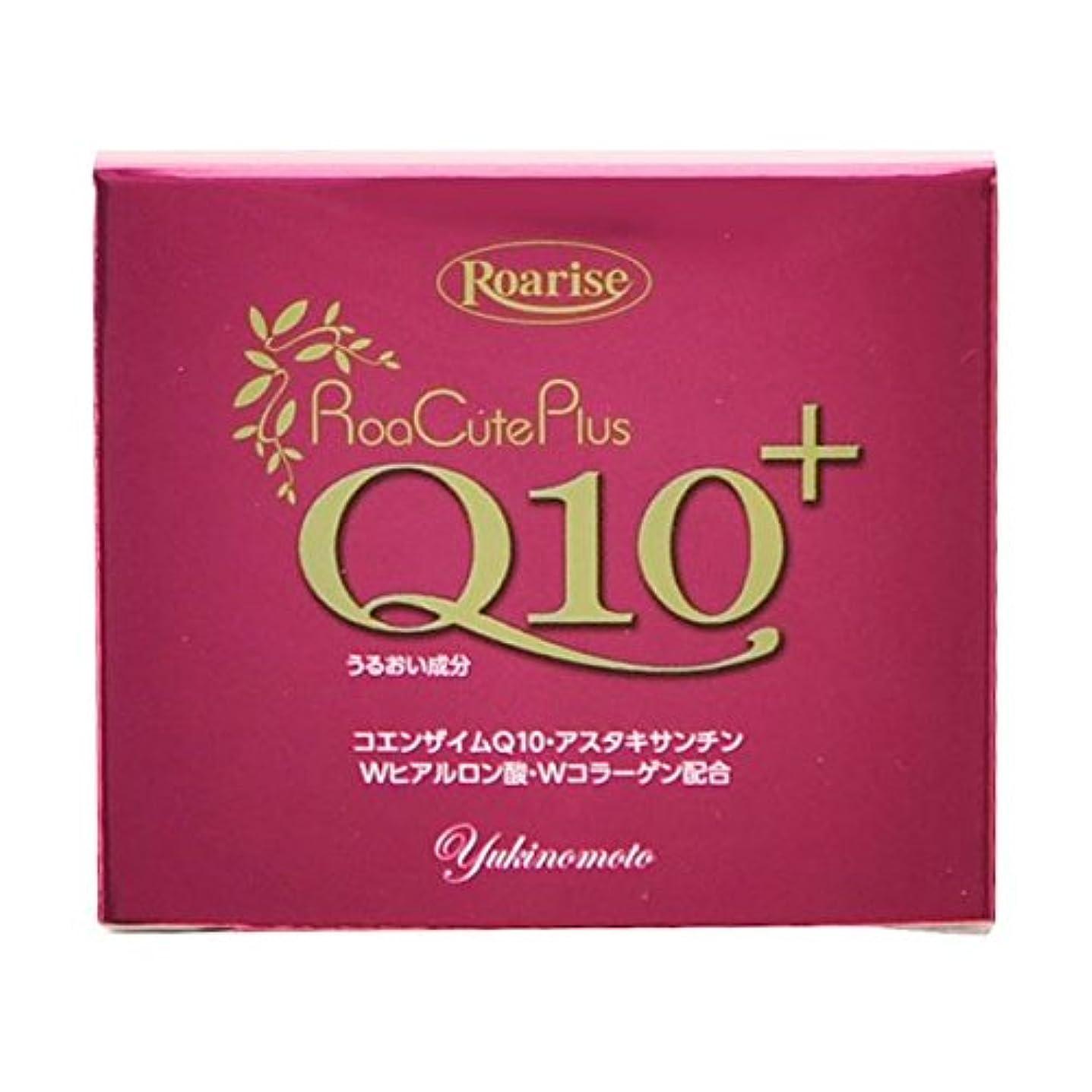 可能カストディアンママ【お徳用 2 セット】 薬用ロアキュートプラス Q10+ 50g×2セット