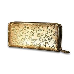 フランク三浦 財布 メンズ レディース ユニセックス 二つ折り財布 長財布 ビッグマネーゴールド 国内正規品