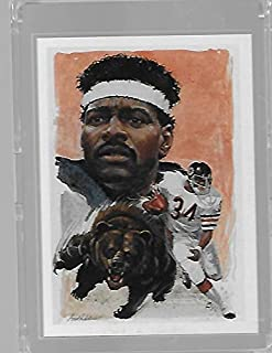 Best walter payton trading cards Reviews