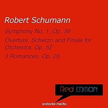 Red Edition - Schumann: Symphony No. 1, Op. 38 & 3 Romances, Op. 28