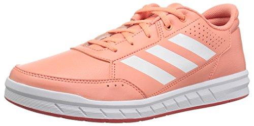 adidas Originals Unisex-Kids AltaSport Sneaker, Chalk Coral s, FTWR White, Real...