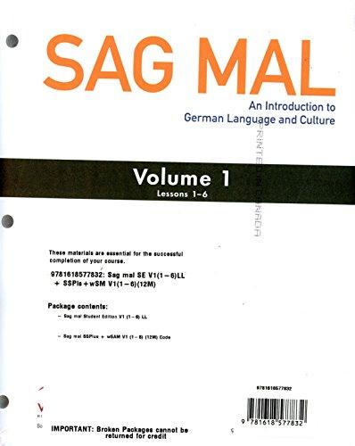 Sag Mal SE V1(1-6)LL + SSPls+wSM V1(1-6)(12M)