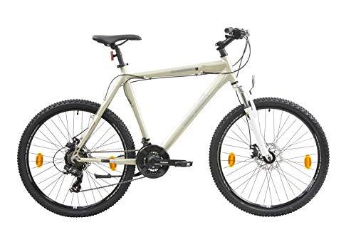 Leader Voyager Bici MTB, Men's, Champán, 26''