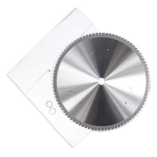 1pc 66T 355x2.6x2.0x25.4mm / 90T sierra de hierro lámina for el aluminio...