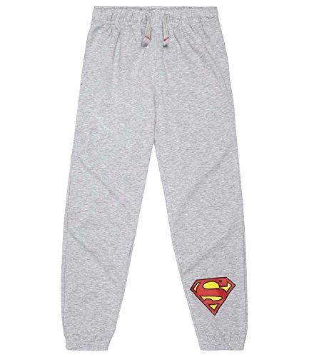 Superman Jungen Jogginghose - grau - 140