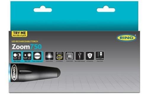 METALWORKS 801101060 Metalworks Modelo MWRIT1060 Linterna de Control LED, 210 x 44 x 44mm