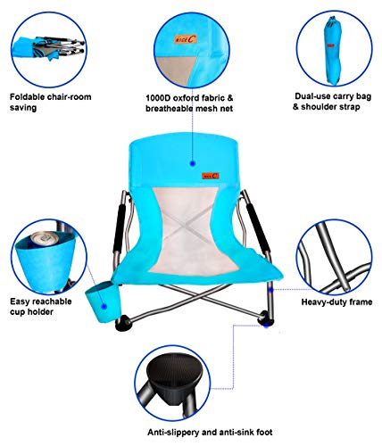 Nice C Low Camping Chair