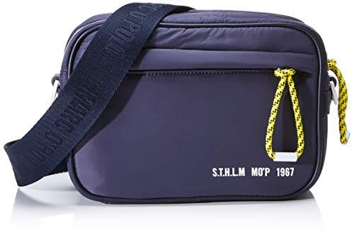 Marc O'Polo Damen Glenn Crossbody Bag, True Navy, OS