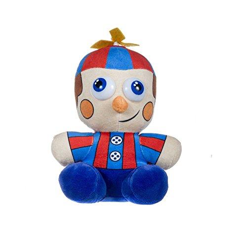 "FIVE NIGHTS AT FREDDY'S 10"" Balloon Boy Plush Soft Toy"