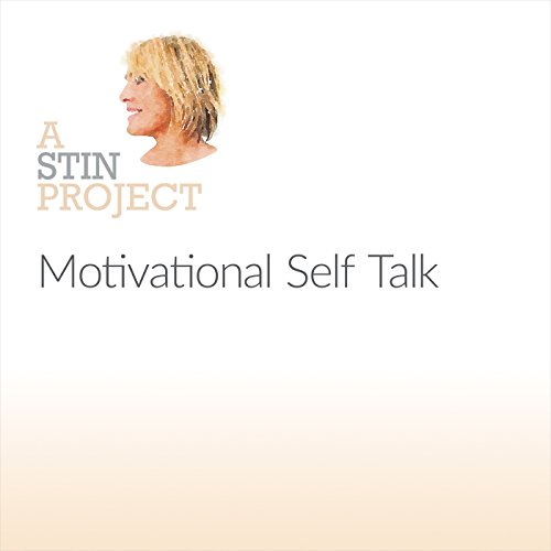 Motivational Self Talk audiobook cover art