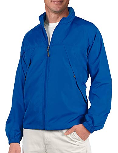 SCOTTeVEST Mens Pack Windbreaker Jacket - 19 Pockets - Fall Jackets for Men (COB M)
