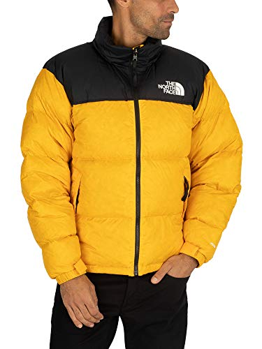Retro JacketAmarilloXs Los Nuptse 1996 North Face Puffer The Hombres De qMVGjLUzpS