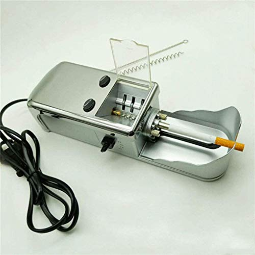 LBHH Fabricante de Cigarrillos automático Máquina de Cigarrillos eléctrica Fácil de Hacer...