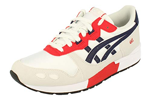 ASICS Gel-Lyte GS Running Trainers 1194A009 Sneakers Schuhe (UK 3 US 4 EU 36, White Peacoat 100)