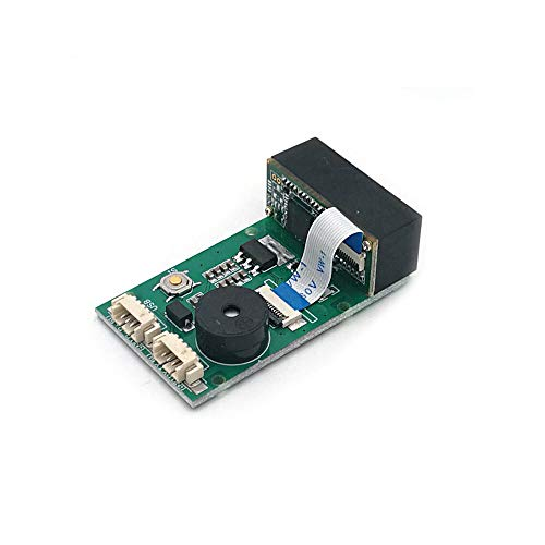 MING-MCZ Duradero 1D 2D Code Código QR Scanner Module Lector USB/UART para Android GM67 Fácil de Montar