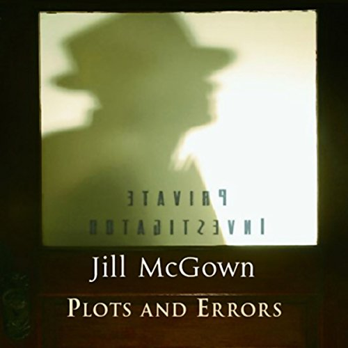 Plots and Errors audiobook cover art