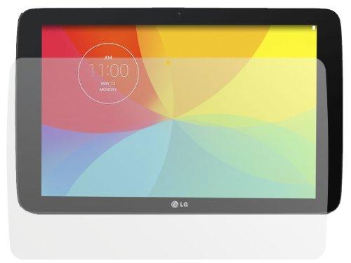 dipos I 2X Schutzfolie matt kompatibel mit LG G Pad 10.1 Folie Bildschirmschutzfolie