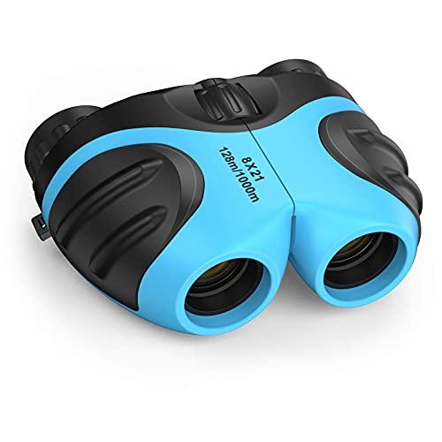 DMbaby Binocular for Kids, Compact Shock Proof Binocular Teen Boy Birthday...