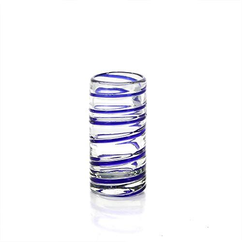 mitienda mit Liebe gemacht Juego de 2 vasos de chupito, diseño de...