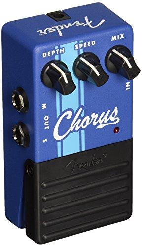 Fender Chorus Guitar Effects Pedal