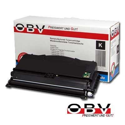 OBV Toner kompatibel mit Lexmark E120 / E120N / E 120 ersetzt 12016SE / 12036SE