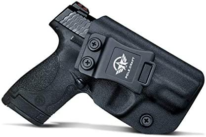 M P Shield 9mm Holster IWB Kydex for Smith Wesson M P Shield 9mm 40 3 1 Barrel S W Pistol Case product image