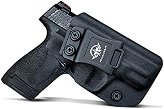 M&P Shield 9mm Holster IWB Kydex for Smith & Wesson M&P Shield 9mm .40 3.1