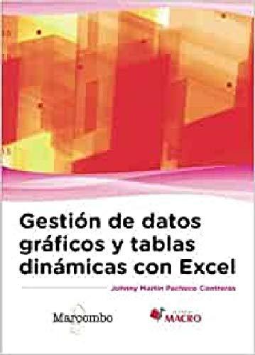 Gestión de datos gráficos y tablas dinámicas con Excel