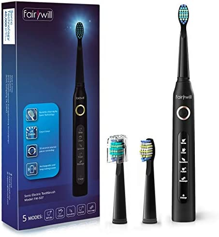 Up to 34% off on Fairywill Electric Toothbrush