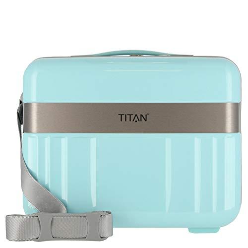 Titan Spotlight Flash PC Beauty Case 38 cm - Vert - menthe, Taille unique