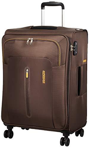 [アメリカンツーリスター] スーツケース キャリーケース リモ スピナー 66/24 EXP TSA 保証付 77L 46 cm 3.4kg チェスナッツ